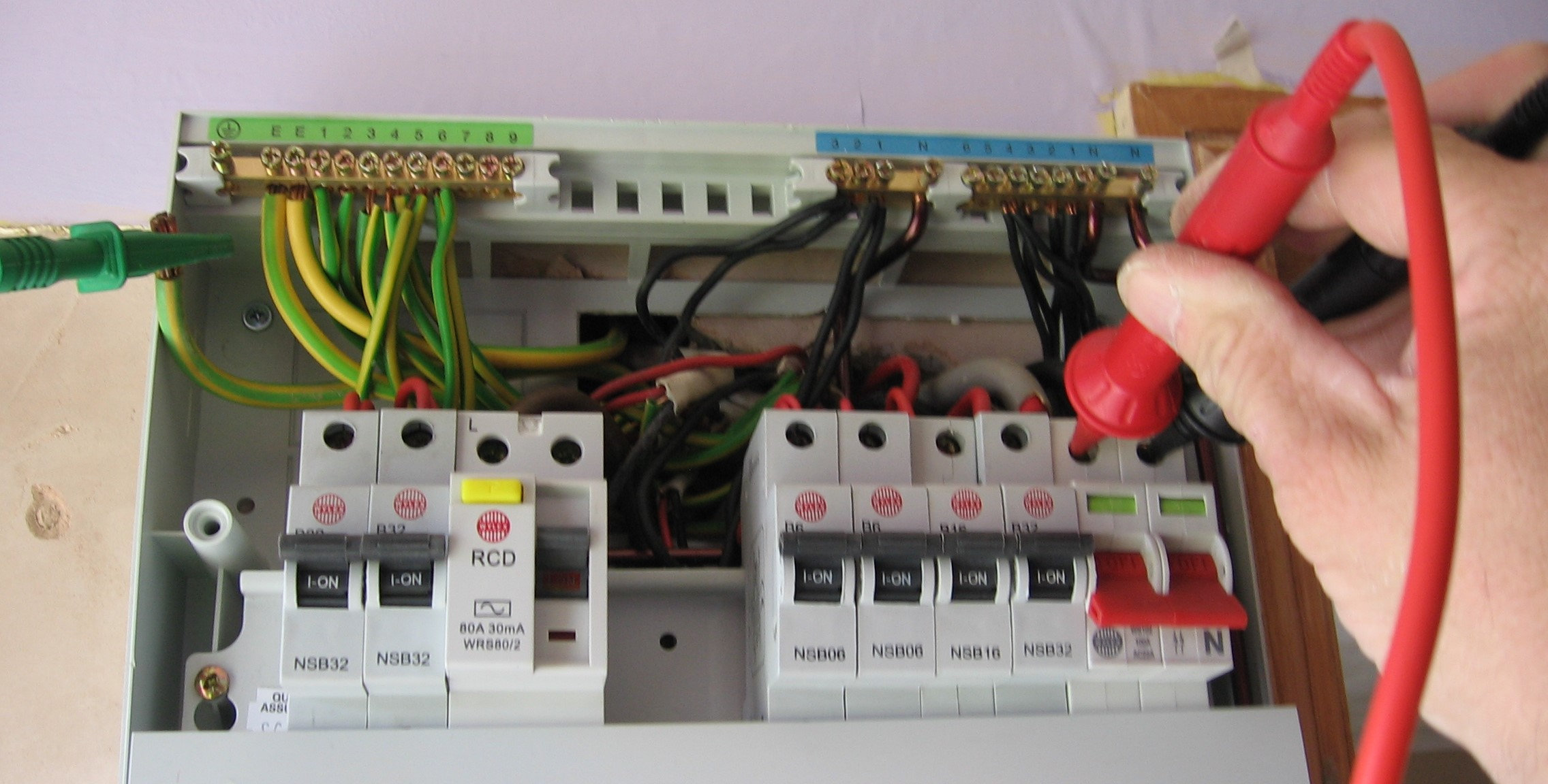 24 7 Emergency Callout Electricians Covering Barrow In Furness Pond Pump Wiring Regulations A New Build